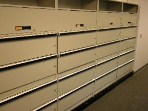 GSA Shelving Storage Systems